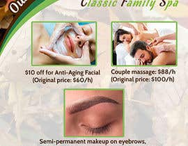 #28 for Design a thanksgiving seasonal promotional banner ad for a spa af adelheid574803