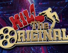 "#160 cho DESIGN A TV REALITY SHOW LOGO "" KILLTHEORIGINAL"" bởi reddmac"