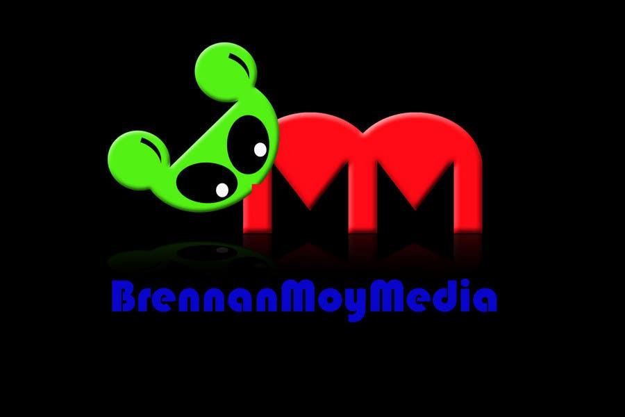 Inscrição nº 330 do Concurso para Logo Design for BrennanMoyMedia
