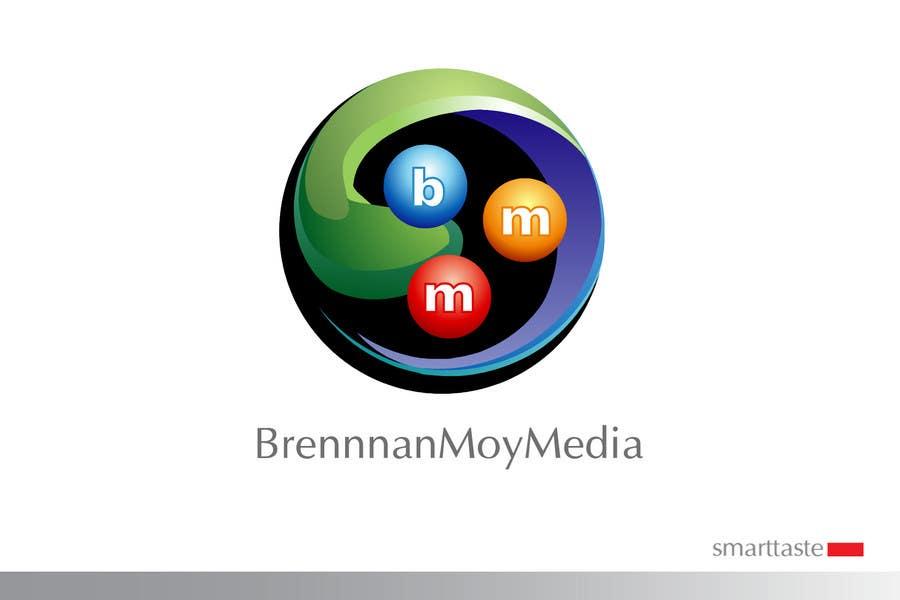 Bài tham dự cuộc thi #154 cho Logo Design for BrennanMoyMedia