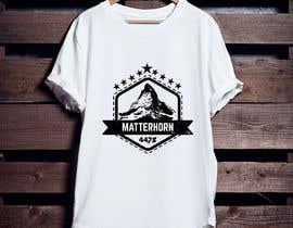 #359 for Design a Mountain T-shirt by mdabdulkader2018