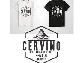 #357 for Design a Mountain T-shirt by Sufyanmustafa