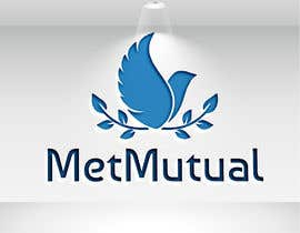 #67 for MetMutual logo design av Tayebjon