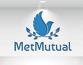 Nro 69 kilpailuun MetMutual logo design käyttäjältä Tayebjon