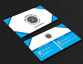 #178 for I need a business card design! Attention grabbing, creative and related to an infosec/cyber security company! (Hacker/security/networks,elegance,creativity) by shamimshahed6663