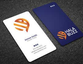 #272 para Business Card for HalaBuzz de Neamotullah