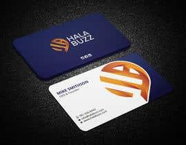 #24 untuk Business Card for HalaBuzz oleh seeratarman