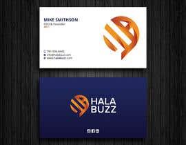 #31 untuk Business Card for HalaBuzz oleh seeratarman