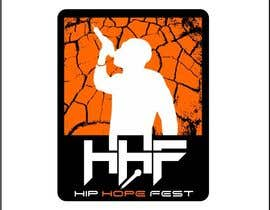 #55 para Logo Update for Hip Hope Fest por arteq04