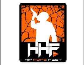 #56 para Logo Update for Hip Hope Fest por arteq04