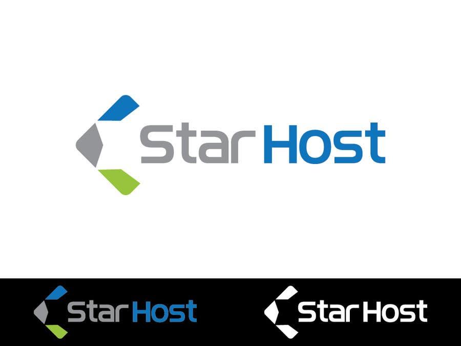 Конкурсная заявка №281 для Logo Design for Star Host