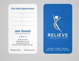 Nro 205 kilpailuun Business card design käyttäjältä iqbalsujan500