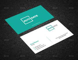 Create A Business Card Template For A Technology Business Freelancer