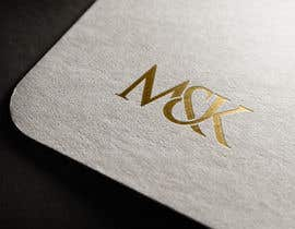nº 794 pour Design a Logo for M&K par inna10