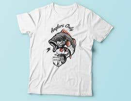 #55 για Design a Cool Fishing T-Shirt από rafiqislam90