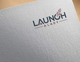 #28 for logo for launch a lady af beautifuldream30