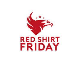 #189 for Red Shirt Friday af ismailtunaa92