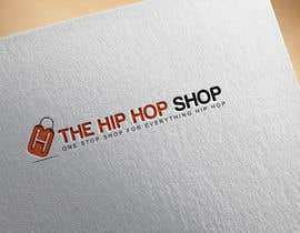 nº 162 pour Logo Design - THE HIP HOP SHOP par junaidraju