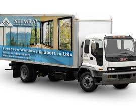 #43 for Design for a Box Truck af farhanbulb