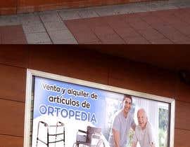 #10 para Diseñar un vinilo para escaparate de una farmacia -ortopedia de ARMANDOPANTOJA