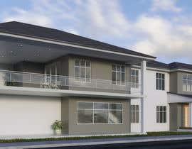 nº 7 pour 3d exterior design par frisa01