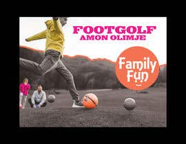 #42 for Footgolf banner by freelancerdez