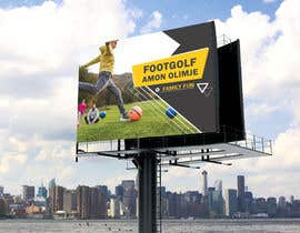 #86 for Footgolf banner by AbdelrahmanDiaa