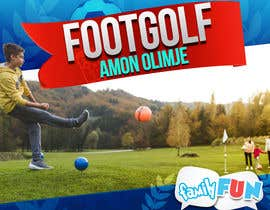 #41 for Footgolf banner by Darknesq