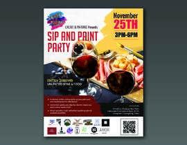 #58 per Make an Event Flyer da kamesi