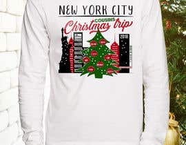 nº 15 pour Need fun T-shirt design - Family trip to NYC par IDESIGNFORU