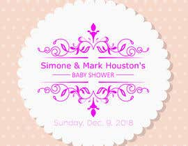 #29 for Baby Shower Banner Design by clickstec