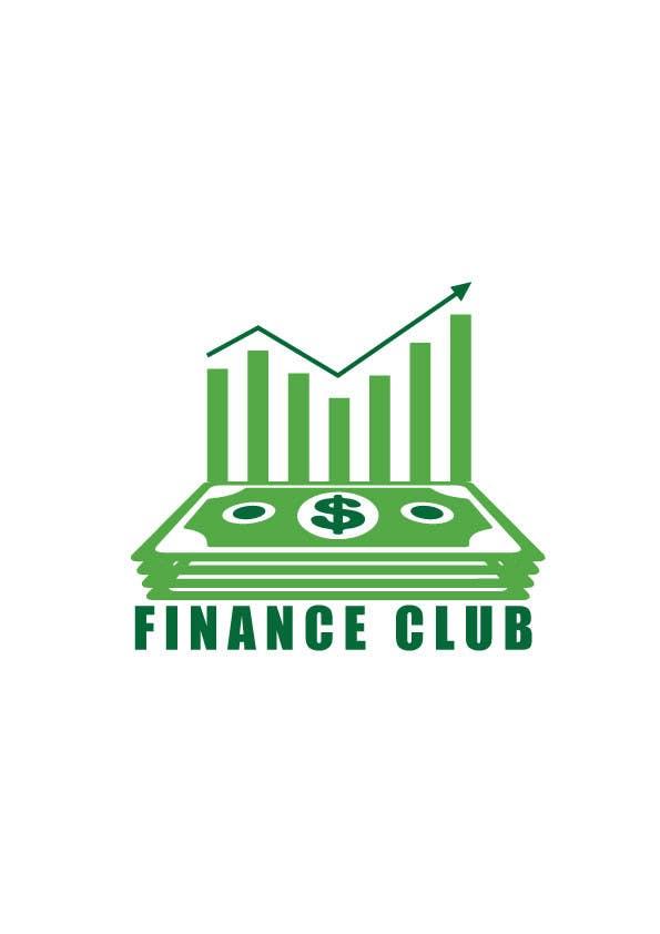 Inscrição nº                                         7                                      do Concurso para                                         Разработка логотипа for Finance Club of University of Macedonia