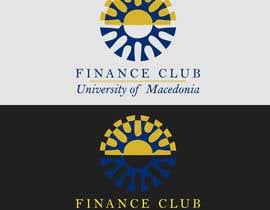 #10 para Разработка логотипа for Finance Club of University of Macedonia por belenta6