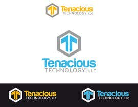 nº 6 pour Logo Design for Tenacious Technology, LLC par MIMdesign