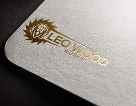 """nº 12 pour logo design """"LEO Wood.Works!"""" par abdulazizk2018"""