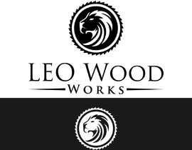 """nº 129 pour logo design """"LEO Wood.Works!"""" par Bagina2"""