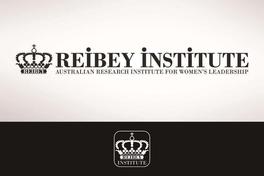 Bài tham dự cuộc thi #                                        33                                      cho                                         Logo Design for Reibey Institute