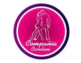 #24 para Diseño logotipo para una compañia de Bachata de VictorBa26