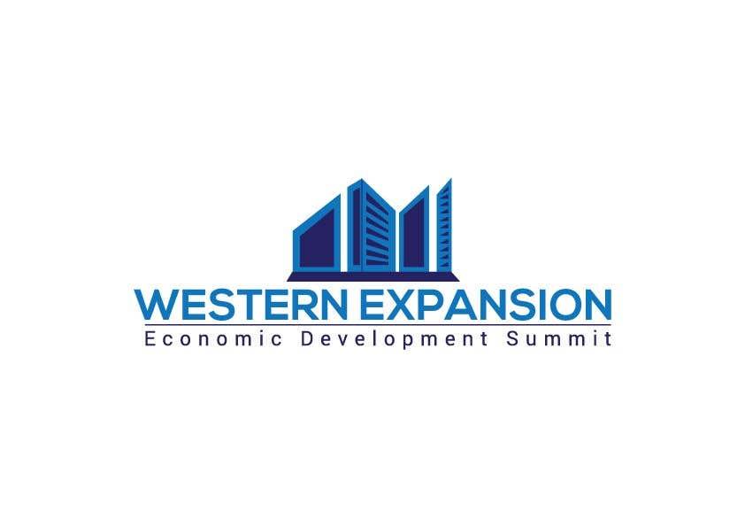 Penyertaan Peraduan #49 untuk western expansion logo