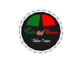 #7 for Italian restaurant logo af rashikhasan