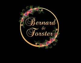 #21 for Bernard & Forster Logo Design by flyhy