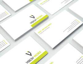 Uttamkumar01 tarafından Design a modern and minimalist business card as well as a sticker için no 419