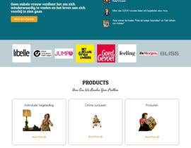 #14 for Design our new homepage and blog index page af saifulislam321