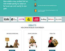 #7 for Design our new homepage and blog index page af nikhiltank35