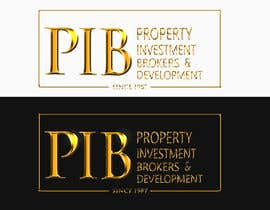 #245 for Logo Design  - PIB by Aqib0870667