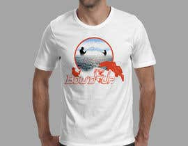 nº 19 pour T-shirt:  Bow'd Up wade fishing scene par Mostafizur1991