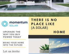 nº 6 pour Create a Leave-behind/Dinner Invitation for potential solar customers par valemiglioli