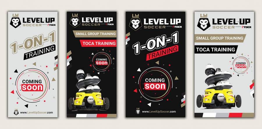 Konkurrenceindlæg #5 for URGENT Design Window Graphics for coming soccer business