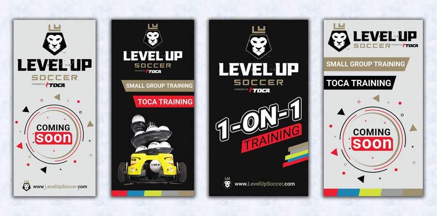 Konkurrenceindlæg #9 for URGENT Design Window Graphics for coming soccer business