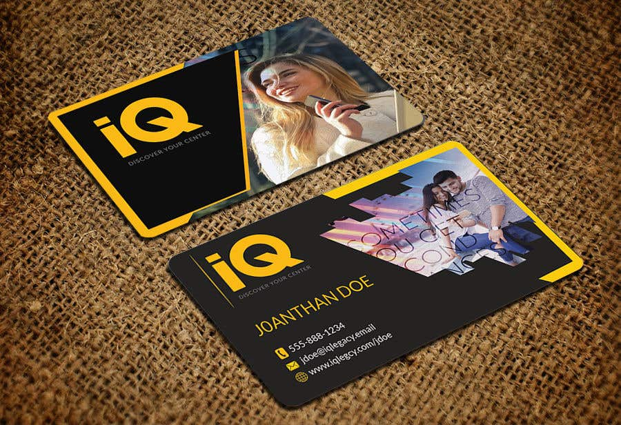 Entry 294 By Arfinashik For Design Business Cards Multiple Winners